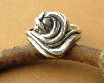 Horse Jewelry |  Horse Ring | Ladies Equine Ring | Gift for Horse Lover | Sterling Silver Horse Ring | Equestrian Jewelry | Horsehead Ring