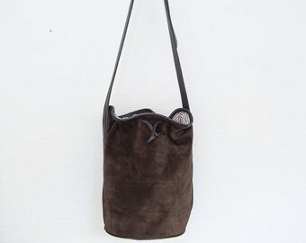 Bag bucket bag shape