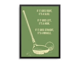 Funny Golf Quotes | Funny Golf Quote Etsy