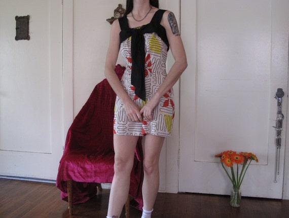 1930's 40's Jumper and Skirt Set sz Med - image 4