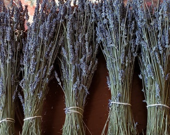 5 Lavender Bunches