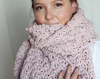 Penelope Crochet Scarf Pattern *Digital PDF*