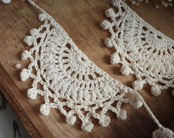 Solstice Bunting Crochet Pattern *Pdf digital download*