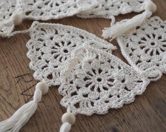 Boho Tassel Bunting Crochet Pattern *Pdf digital download*