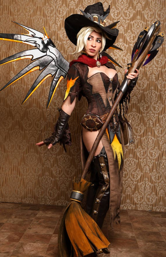 Last Ones Witch Mercy 11x17 Poster Print Signed By Vivid Etsy