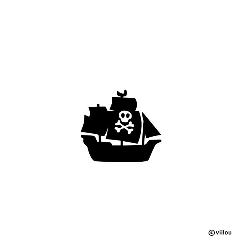 patch PIRATE SHIP patches pirates stickers pirate iron-on patches pirate sticker pirates application children illustration pirate diy viilou
