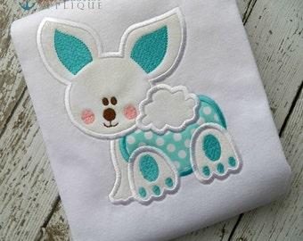 BUNNY BABY machine embroidery design