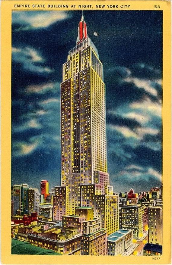 Empire State Building New York City NY Manhattan Trip Charm for Euro Bracelet