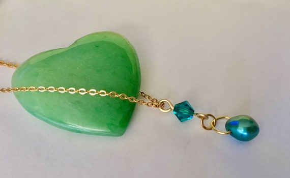 Ovarian Cancer Jewelry To Support The Teal Foundation Teal Etsy