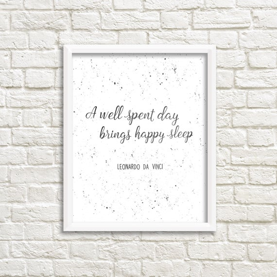 Printable quotes bedroom wall art quotes black and white  Etsy