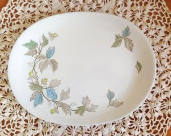 Johnson Bros. Berry Branch Platter