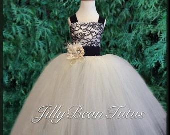 77161a435 FLOWER GIRL DRESS Jillybean tutus flower girl corset tutu