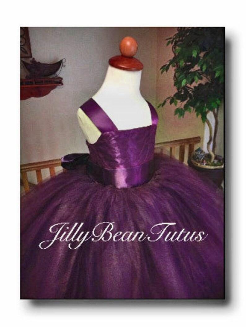 bbe9f3ab4 Halloween Little Girl Purple Dress for girl sizes newborn to