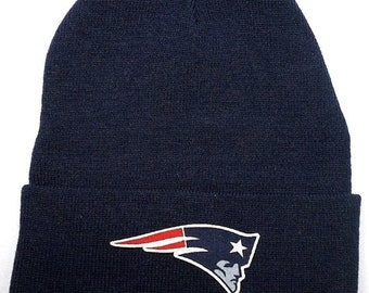 1c6229bb1 Our Logo is Crafted from New England Patriots Officially Licensed Fabric