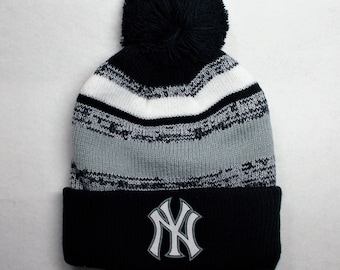 568da9b27b9 New York Yankees Heat Applied Logo