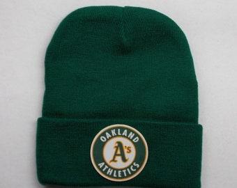 Oakland Athletics Heat Applied Applique dd096eb797a
