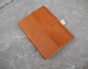 Leather journal leather notebook Leather book