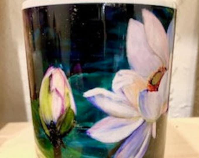 Lotus Coffee Cup