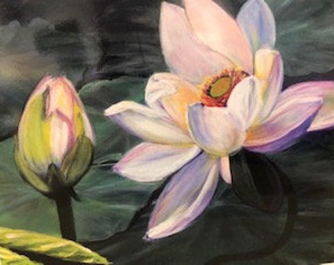 Lotus FlowerPuzzle