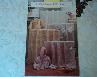 Especially for Baby 1989 Annie's Attic Pattern Booklet