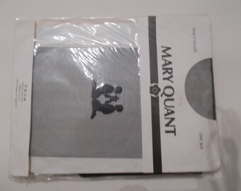 Mary Quant vintage Fancy Tights, Zodiac Sign Tights