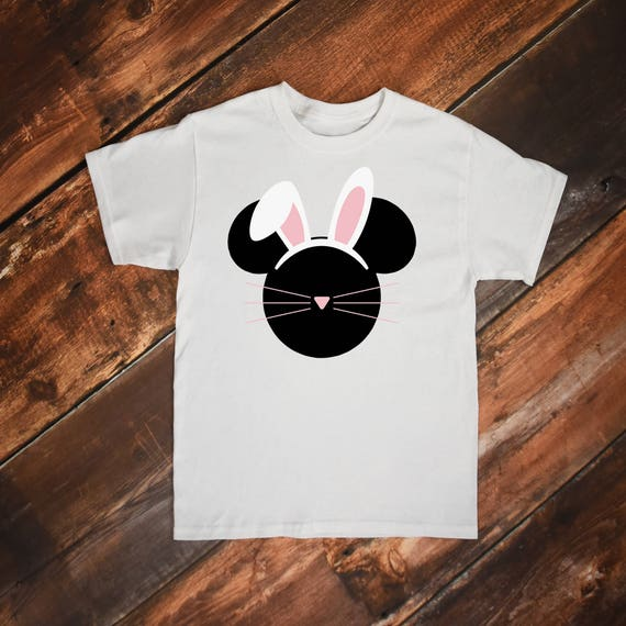 Disney Minnie Mickey Easter Mouse tshirt toddler kids boys girls shirts onesies
