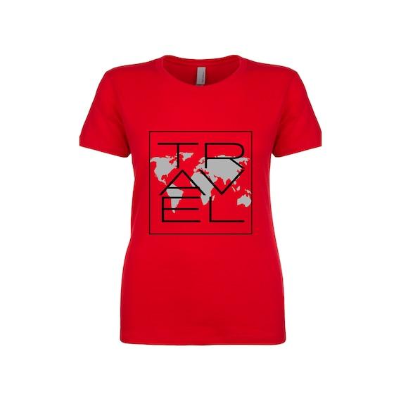 World Traveler tee shirt
