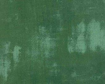 Moda Blender Fabric Grunge Blitzen by Basic Grey -  30150 Evergreen - 100% Quality Cotton by the Yard or Yardage