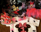 Minnie mouse full outfit