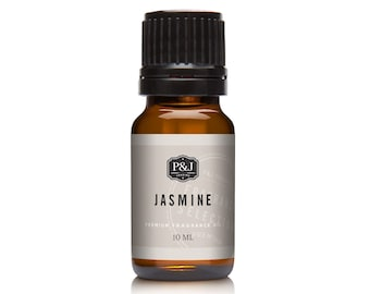 Jasmine Premium Grade Fragrance Oil - Scented Oil - 10ml/.33oz