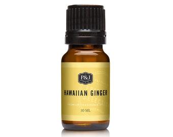 Hawaiian Ginger Fragrance Oil 10ml