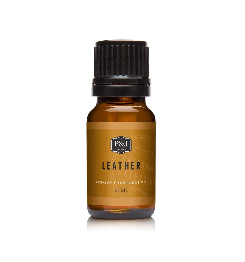 Leather Premium Grade Fragrance Oil  Scented Oil  10ml/.33oz image 0
