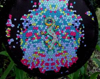 Fractal Mandala Hanging