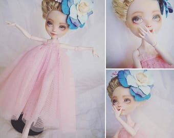 Ever after high doll OOAK