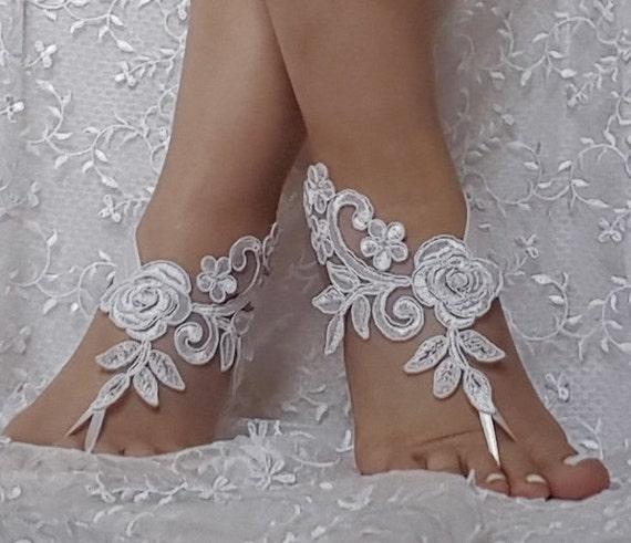 3dbf2ee8e945f ... bridal beach shoes beach wedding a1  25.00 Unique Barefoot sandals