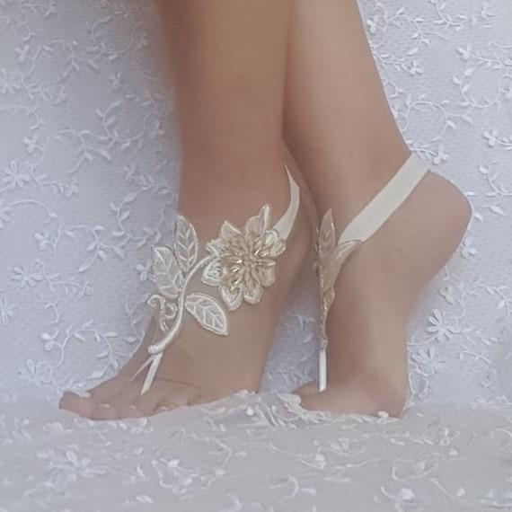 90dc7c9f07f50 ... bridal beach barefoot
