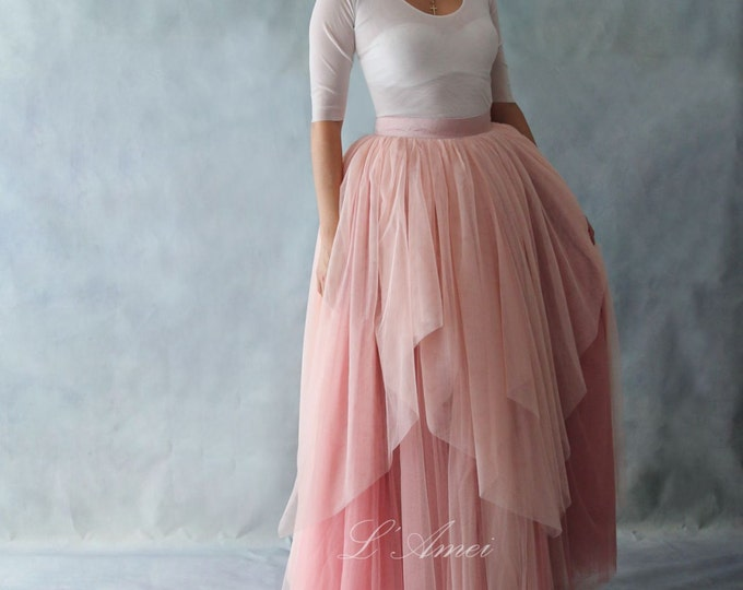 Simple Retro Design High Quality Double Strength Tulle Wedding Bridal Top