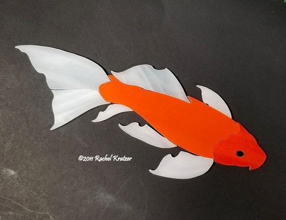 Koi Fish Pre-Cut Kit