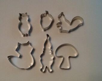 Swift Pâques cookie cutters-Set de 4