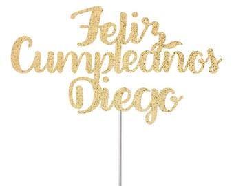 Spanish Birthday Etsy