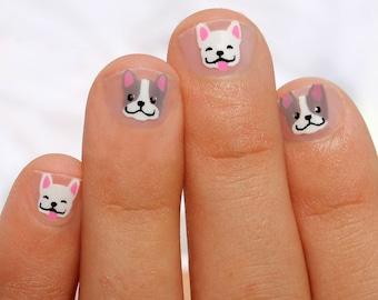 Puppy Love Mini Nail Wraps