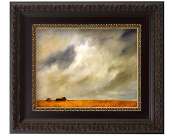 FRAMED - Prairie Tabernacle - Latter-day Saint Art Collection - LDS Art