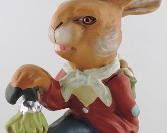 "Marolin ""PETER COTTONTAIL"" Paper Maiche Germany"