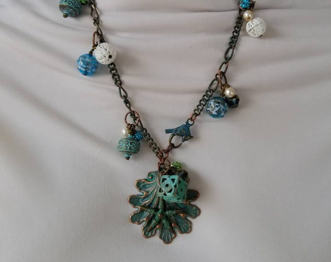 Treasure from the Sea Necklace