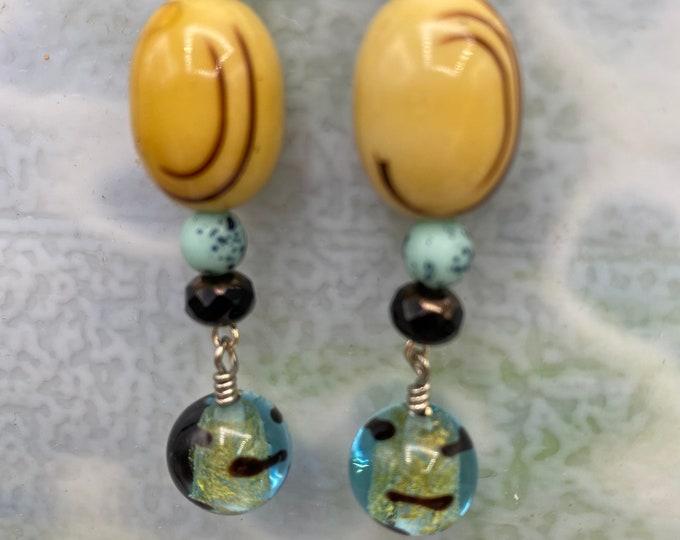 Humbug earrings