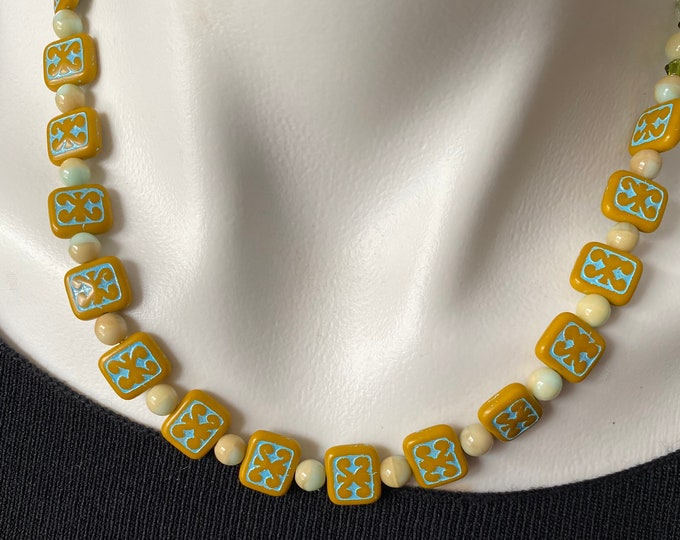 Summer in the City Choker Necklace