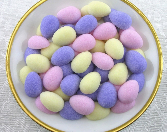 78 Mini Easter Egg Sugar Cubes