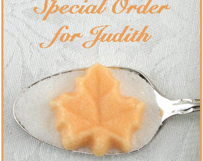 Special Order for Judith