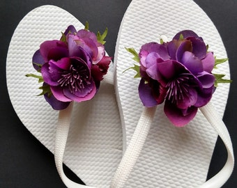 b1ebe4a2dad39a Purple Shoe Clips