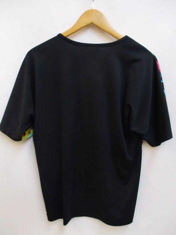 Issey Shirt Miyake Black Neon Men rxfrpqX